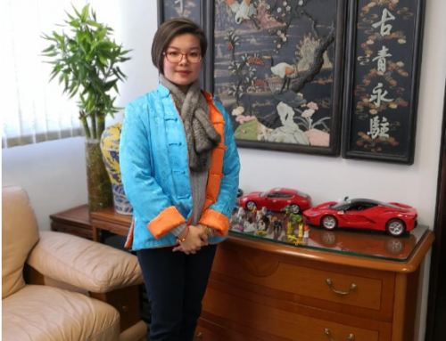Entrepreneur of the Month : Ms Linda Lau (Feb 2020)