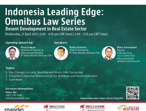 Indonesia Leading Edge: Omnibus Law Series